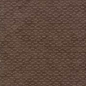 Moda - Prairie Grass - Holly Taylor - 6271 - Leaf Print on Dark Brown - 6756 17 - Cotton Fabric